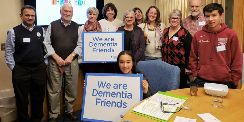 Dementia Friends Information Session at LiveWell