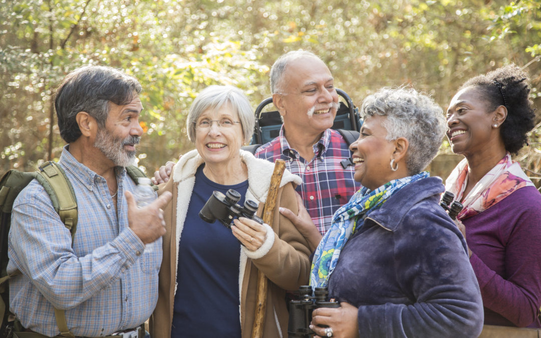 Resilient Living with Dementia: First Steps Webinar, Fall 2021
